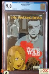 THE WALKING DEAD  #160 (2002 Series) COVER A - **CGC 9.8**